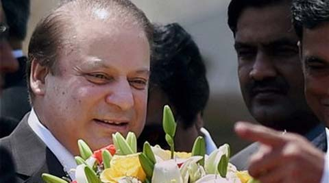 Sharif's visit is seen as significant by political observers here given that hardline elements in Pakistan have expressed their unhappiness over his responding to the invitation positively. Source: PTI