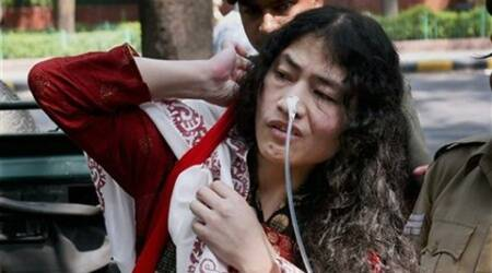I now count the days of my freedom with the repeal of the AFSPA, 1958 with your efforts in Parliament, said Sharmila. (Source: PTI)