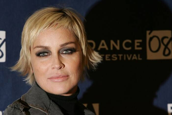 One of Hollywood's sexiest actresses, Sharon Stone is hardly recognizable in this picture. She gave the foundation a skip, which might have a bad idea. Sharon's skin looks dull and the smoky eyes are also just not working. A swipe of colour on her lips may have salvaged the drab look.