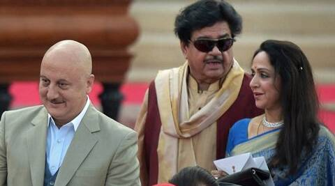 Shatrughan Sinha, Dharmendra and Hema Malini had rich interaction with Nawaz Sharif on Tuesday during which they talked on ways and means to strengthen cultural ties between the two neighbours.