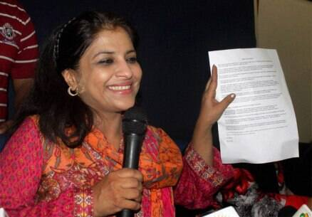 Shazia Ilmi, Shazia Ilmi BJP, AAP Shazia Ilmi, Delhi elections 2015