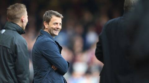 Speculation had mounted in recent months that Sherwood would not last beyond this season (AP)