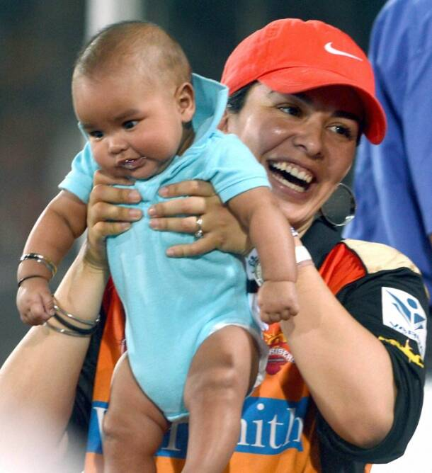 IPl 7: Introducing Shikhar Dhawan Jr