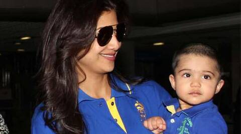 "Shilpa Shetty said, ""Viaan is all set to go to school from July and taking care of him is my utmost priority."""