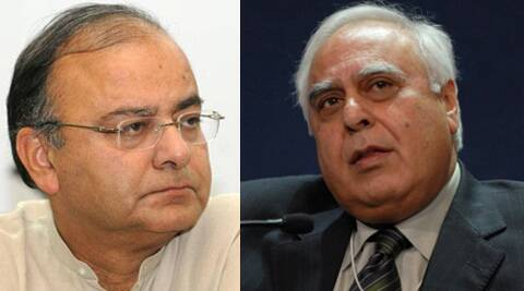 Both Sibal and Jaitley have been senior advocates of the Supreme Court.