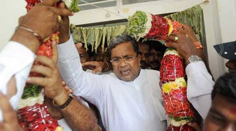 Siddaramaiah however refused to comment on why the achievements of the Congress had not held it in good stead in the parliament polls.