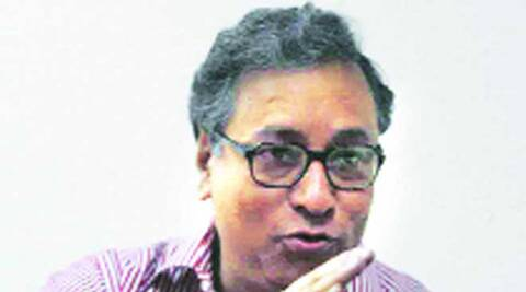CEO of Prasar Bharti Jawhar Sircar. (Indian Express)