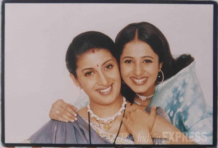 'Kyunki Saas Bhi Kabhi Bahu Thi' also featured a generation leap wherein Smriti who initially played a daughter-in-law, later became a mother-in-law herself because every mother-in-law was once a daughter-in-law.