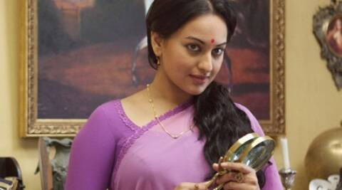 Sonakshi has often been at the receiving end of the critics for her ethnic look in films.