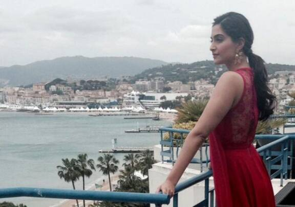 Sonam Kapoor's Cannes style file