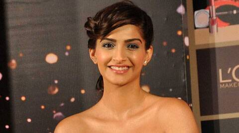 Sonam Kapoor has been busy shooting back-to-back films.