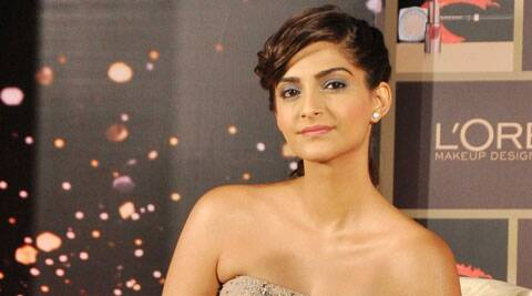 It was Sonam Kapoor's second appearance on the show.