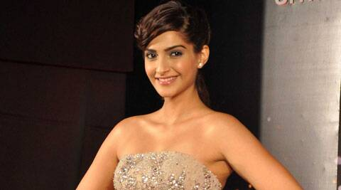 Sonam Kapoor started shooting for 'Khoobsurat' in November last year.