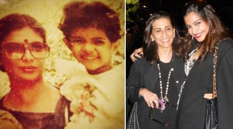 Priyanka Chopra and Sonam Kapoor, among others took Twitter to greet their mothers on Mother's Day.