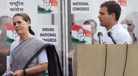 The meeting to be chaired by party president Sonia Gandhi at the AICC headquarters. (Source: PTI)