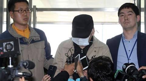 Kim Han-sik. (AP)