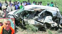 Level crossing mishap claims SP leader's life