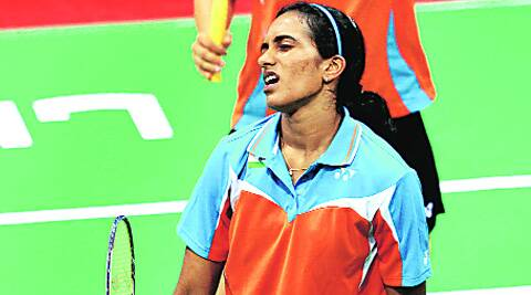 The women's team relied on Saina and Sindhu in the Uber Cup.