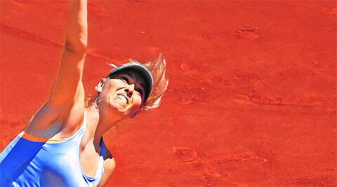 Maria Sharapova lost the first set 2-6 to Li Na but fought back to win the next two 7-6 (5), 6-3 and advance to the semifinals of the Madrid Open. Reuters