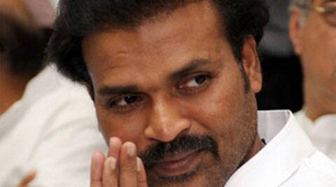 BJP leader B Sreeramulu. ( Source: Express )