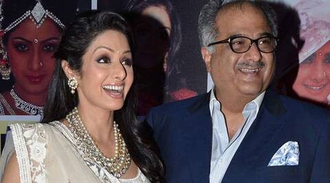 Sridevi, who is currently in Japan with Boney Kapoor, tweeted a picture of them to reassure fans of his health.