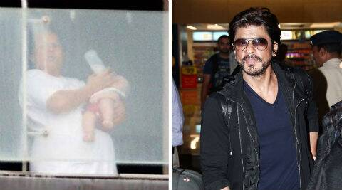 Shah Rukh Khan tweeted: Heard my kid go Gaga GooGoo & express all.
