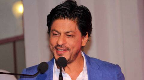 Shah Rukh is now off to Dubai.