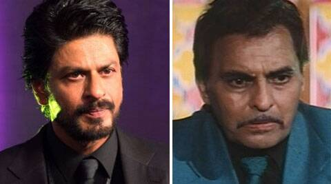 SRK worked with Sudhir in 'Baadshah'.