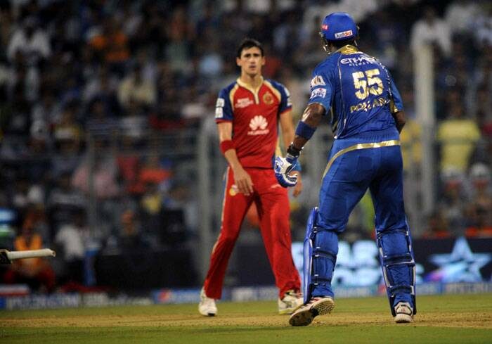 IPL 7:  MI remain cool in 'tense encounter'