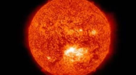 NASA discovers square-shaped hole in Sun