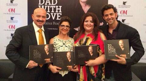 'To Dad With Love' by Sunaina Roshan narrates her father's moving story in the voices of those closest to him.