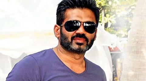Actor Suniel Shetty, who will be next seen in Anand Kumar's 'Desi Kattey'.