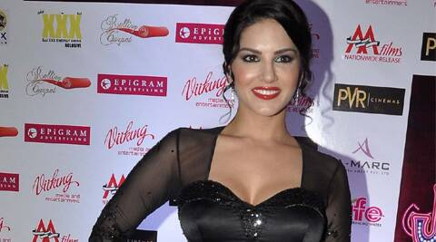 In the teaser Sunny Leone, dressed in a skimpy bikini is seducing her viewers as Laila Lele.