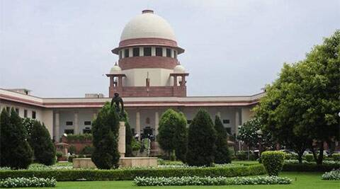 "Supreme court said its premises were ""choked"" with heavy traffic."