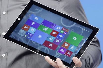 To appreciate Microsoft's latest Surface Pro 3, you need to accept the notion that one device can do it all. (AP)
