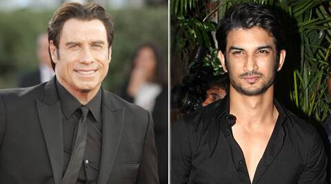 Sushant Singh Rajput is likely to share screen space with John Travolta in Shekhar Kapur's 'Paani'.