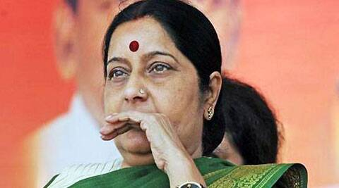 Sushma Swaraj raises the issue of women's empowerment. Says Women's bill should be a milestone for the 16th Lok Sabha.