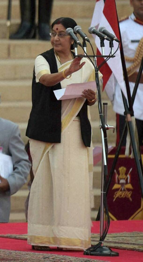 Narendra Modi's team: Meet the new ministers