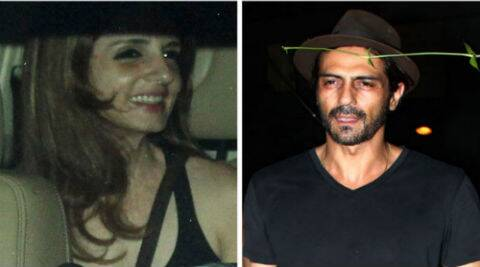 Arjun Rampal, who is a close friend of both Hrithik and Sussanne, was said to be the supposed reason for their separation.