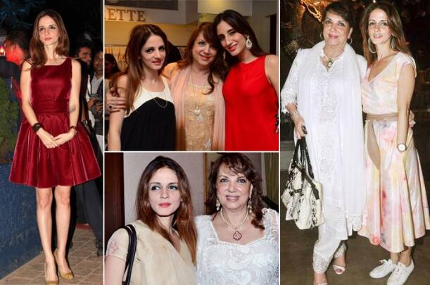 Stylish mom-daughter duo: Michelle-Malia, Sridevi-Jhanvi