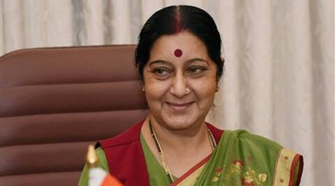 Sushma Swaraj will embark on her first stand-alone foreign visit after becoming the External Affairs minister. (Source: PTI )