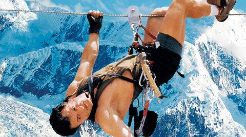 'Cliffhanger' is the latest in a series of classic action films to receive remakes.