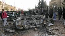 Strong blast in Syrian town near Iraq kills8