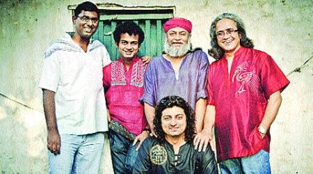 Indian Ocean's present members are Nikhil Rao, Tuheen Chakravorty, Rahul Ram, Himanshu Joshi and Amit Kilam  Shankar Mahadevan with Kilam and Ram, the only two members from the original line-up of the band