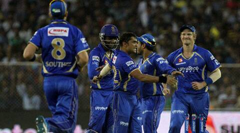 IPL 7 Live Cricket Score, KKR vs RR: KKR lock horns with RR in Ahmedabad on Monday (BCCI/IPL)