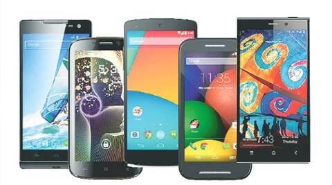 The best Android smartphones across various budgets for the average buyer.