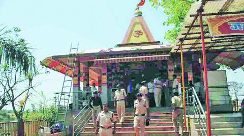 The present structure of Badh Wale Ganesh temple in Vidisha has been funded by CM Shivraj Singh Chouhan and his wife.