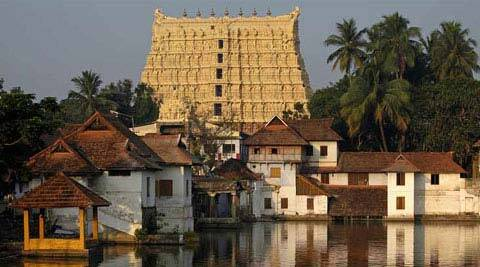 The magnificent temple, renowned for the priceless treasures stashed in its underground vaults, was renovated by 18th century Travancore king Anizham Thirunal Marthanda Varma. (Reuters)