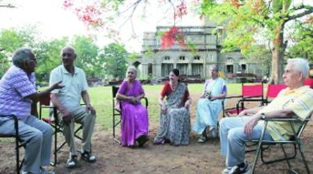 According to the International Longevity Centre in Pune, at least 8 per cent of the total population of the city is above 60 years old and about 60 per cent of them need special care, which is very hard to find.