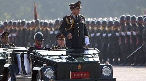 Commander-in-Chief of the Royal Thai Army Gen. Prayuth Chan-ocha. (Source : AP photo)